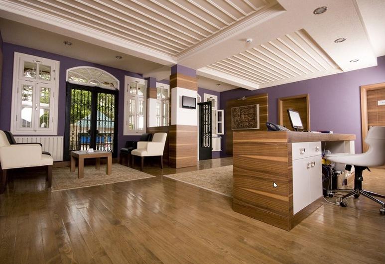 Ozkoclar Hotel - Special Class, Eregli, Sala de estar en el lobby