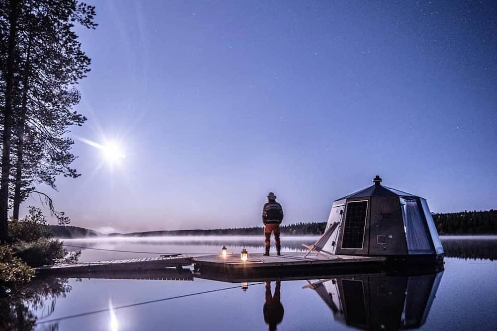 特級雙人房 - 湖景