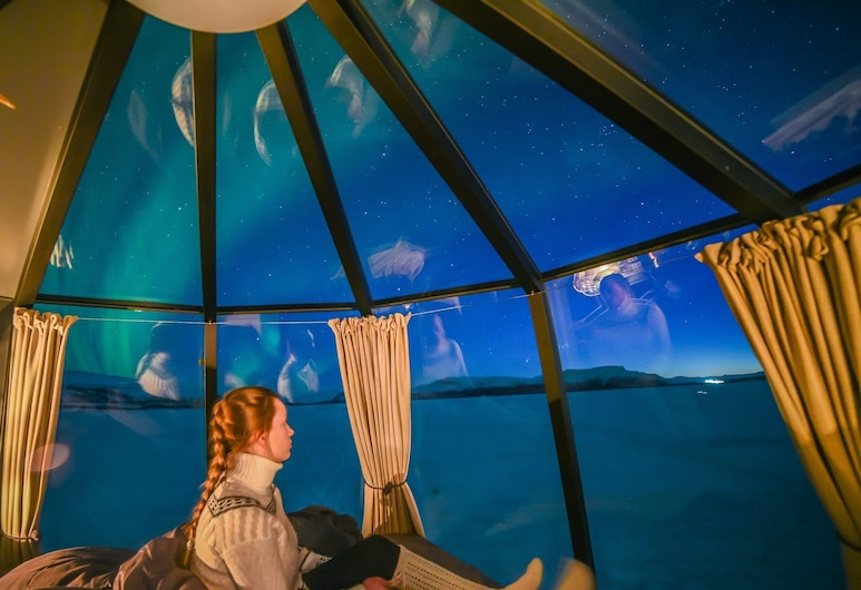 Arctic Guesthouse & Igloos, Ranua, Premium Igloo for two, Guest Room