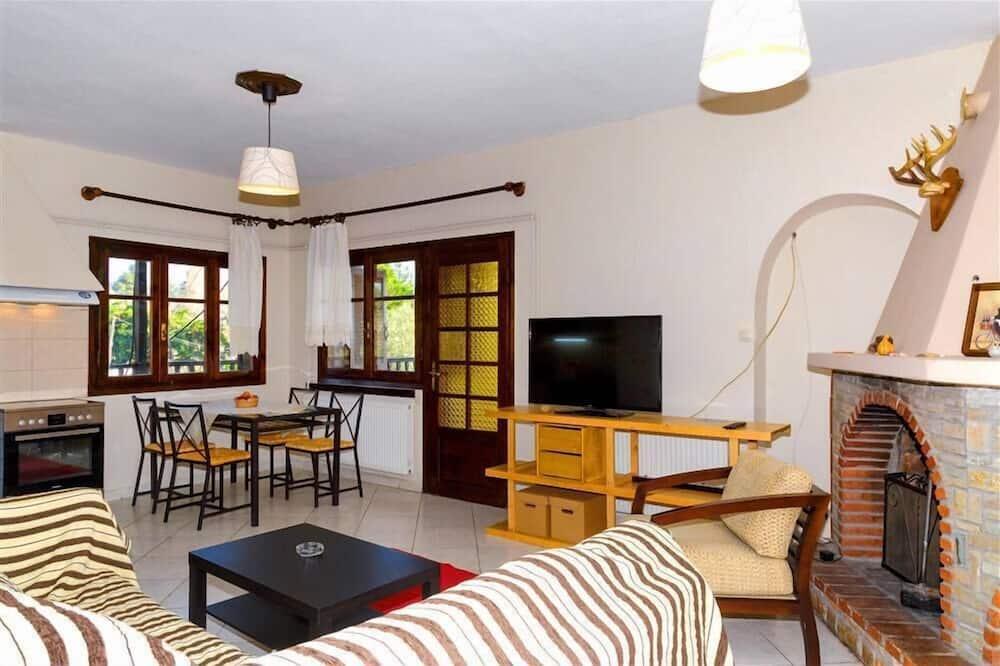 شقة - ٤ غرف نوم (Dias) - منطقة المعيشة