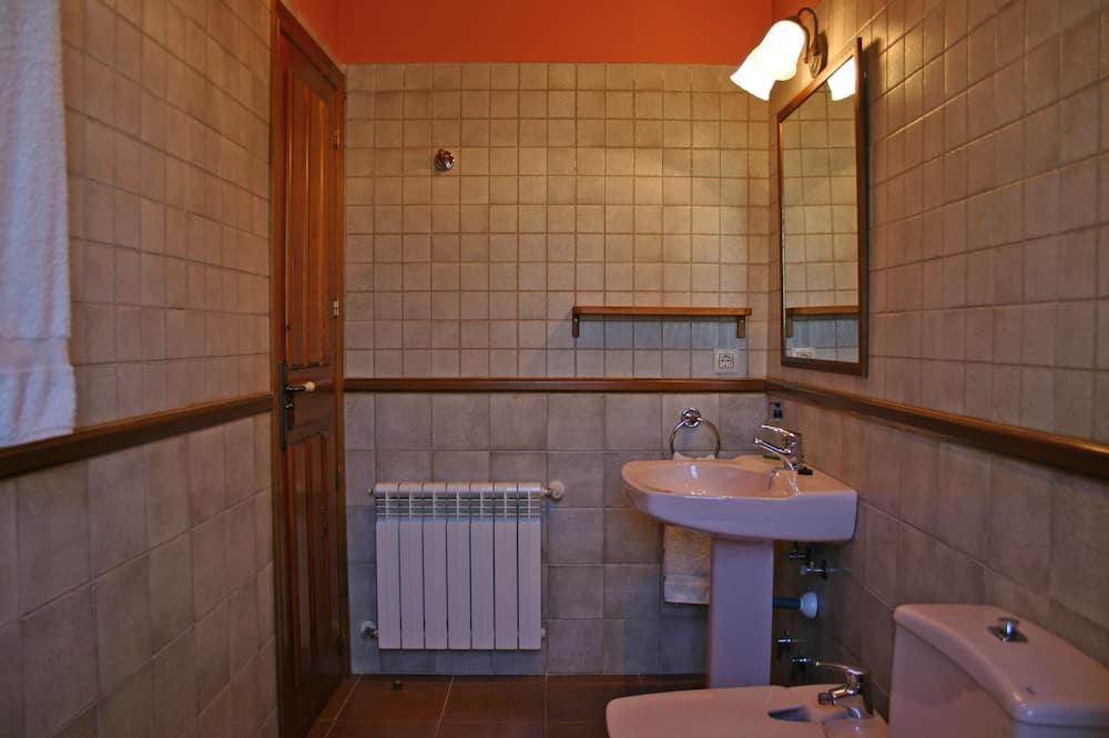 Casa, 3 camere da letto - Bagno