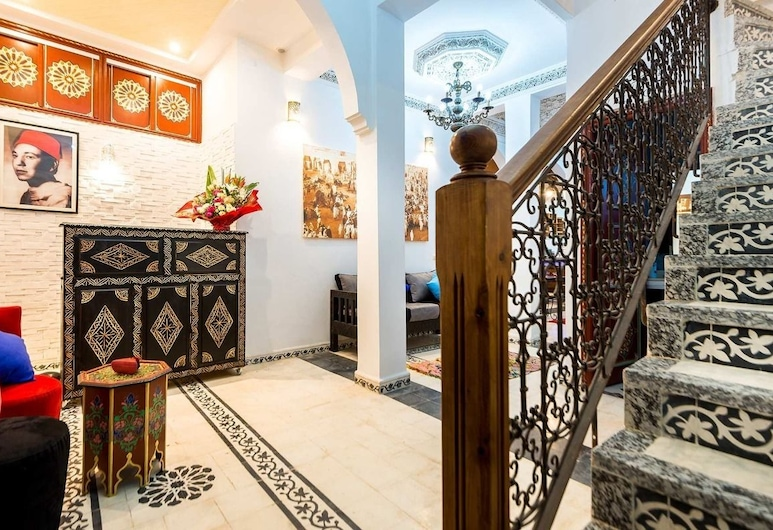 The arabic house, Marrakech