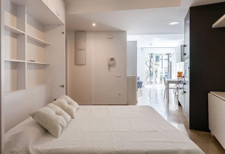 Kirei Apartment Na Jordana, Valencia, Estudio, Habitación