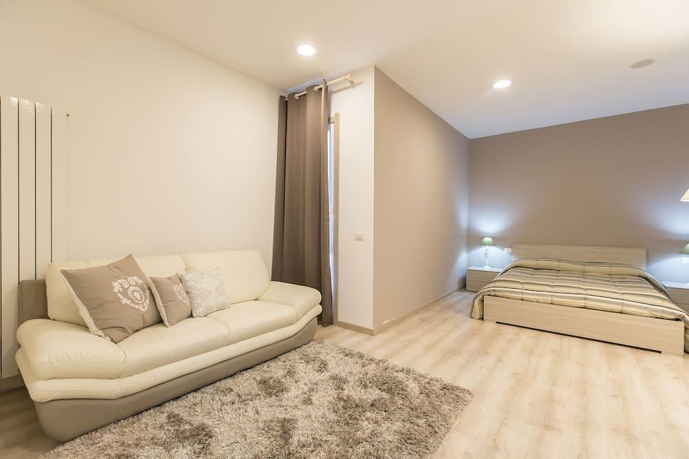 Standaard kamer, 1 twee- of 2 eenpersoonsbedden, 1 slaapkamer, Uitzicht op de stad - Kamer