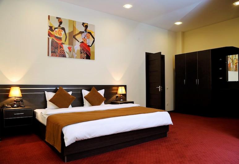 Tomu's Hotel, Gjumri, Comfort-Suite, Stadtblick, Zimmer
