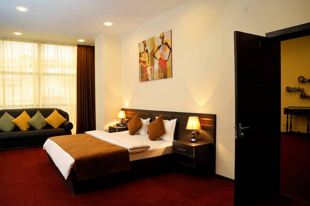 Comfort suite, Uitzicht op de stad - Kamer