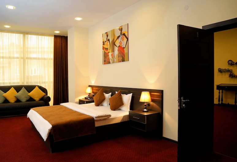 Tomu's Hotel, Gyumri, Comfort Suite, City View, Guest Room