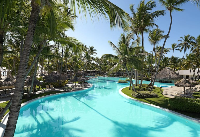Melia Punta Cana Beach Resort - Adults Only All Inclusive, Punta Cana, Svømmebasseng