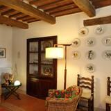 Namas, 2 miegamieji (La Casa Del Fattore) - Svetainės zona