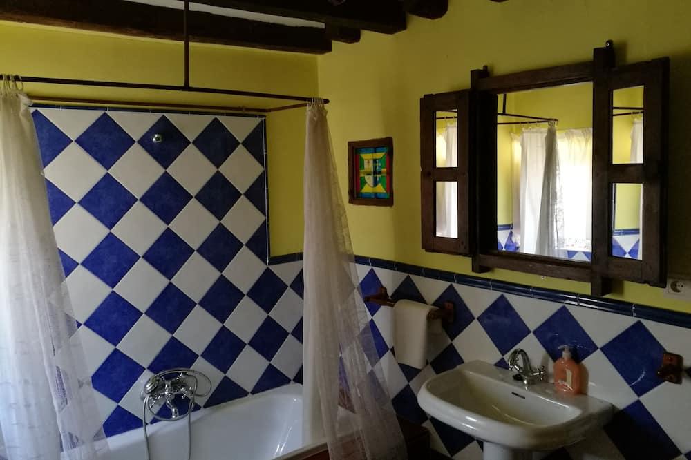 Cottage, 3 Bedrooms - Bilik mandi