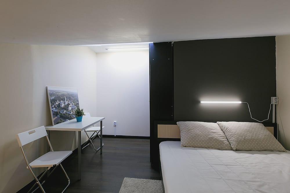 Pokój dwuosobowy z 1 lub 2 łóżkami, rodzinny, Łóżko podwójne - Pokój