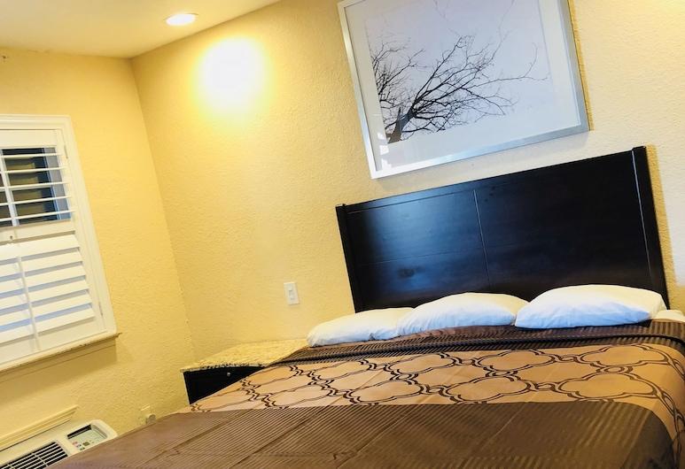 Bayshore Inn, San Jose, ADA Standard Room, 1 Queen Bed, Guest Room