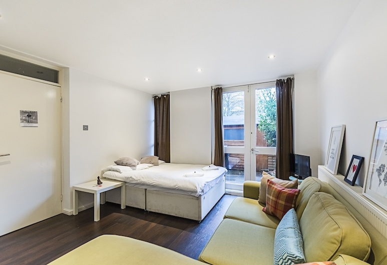 Double Room, Amazing and Cozy Near Kennington, London, Inneneinrichtung