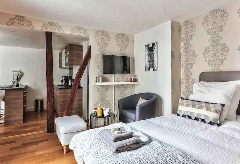 聖日爾曼奧可愛小窩酒店, 巴黎, 公寓 (0 Bedroom), 客房