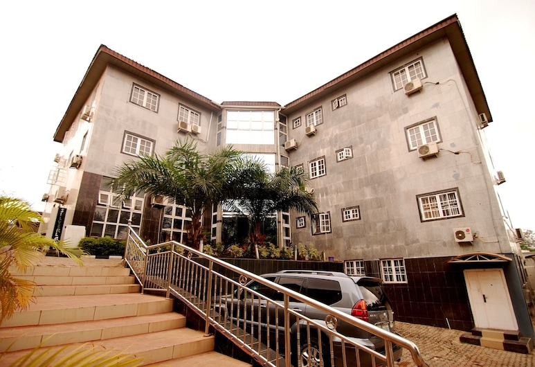 Silverland Hotel and Suites, Abuja, Exteriér