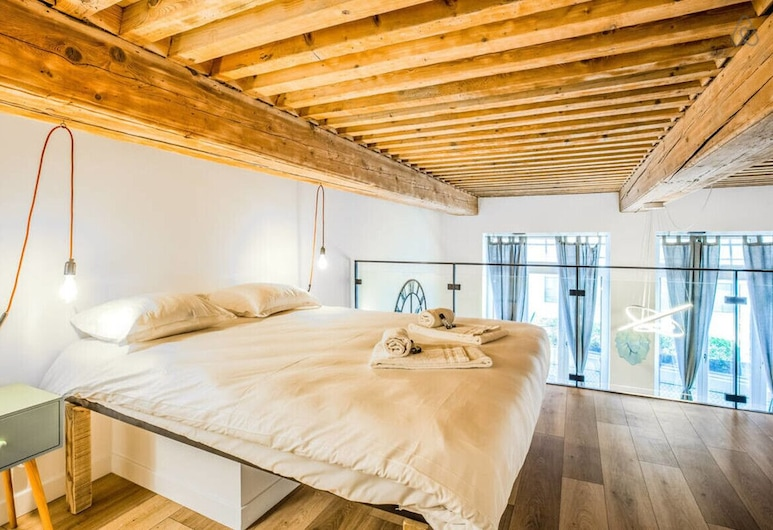 Clublord - Lovely Escapade in Downtown Lyon, Lyon, Appartement (1 Bedroom), Kamer