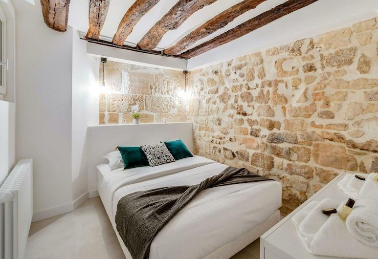 西岱島寬敞魅力公寓酒店, 巴黎, 公寓 (2 Bedrooms), 客房