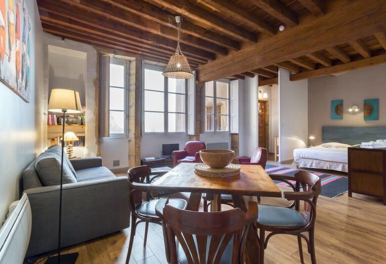 La Tour - Cosy Apartment in the Old Town, Lyon