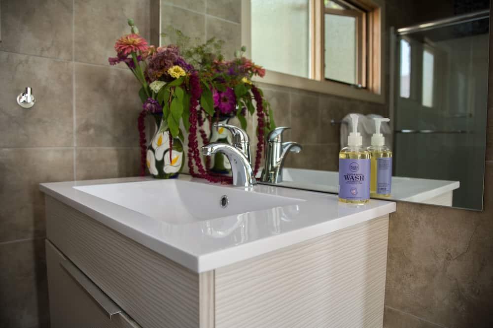 Quarto de Luxo, Vista Lago - Casa de banho