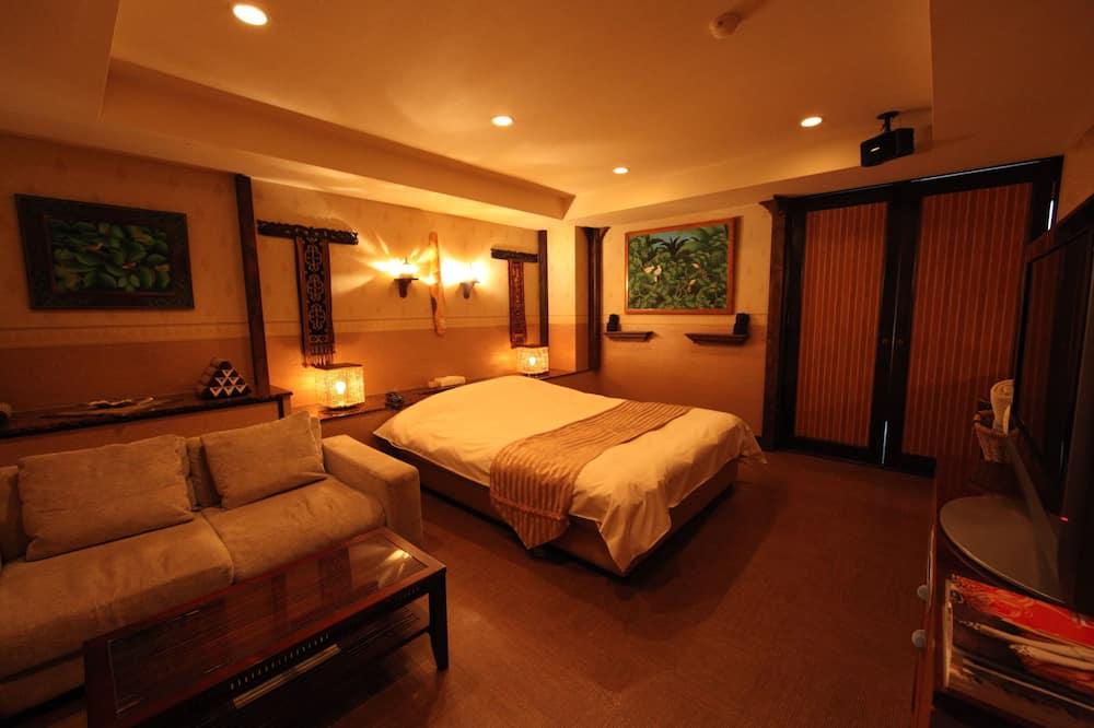 غرفة (King with Spa Bath) - غرفة نزلاء