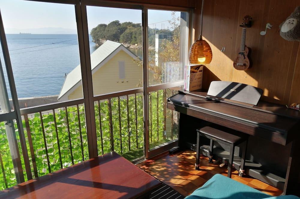 Romantic Condo, 2 Bedrooms, Terrace, Sea View - In-Room Dining