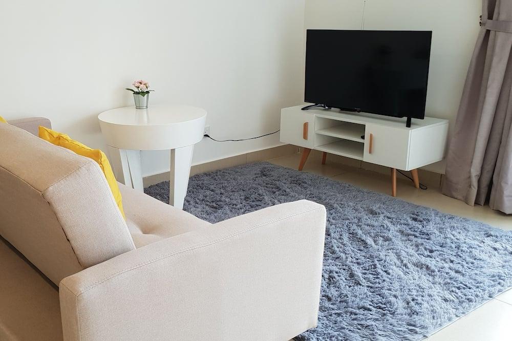 Studio Room - Living Area