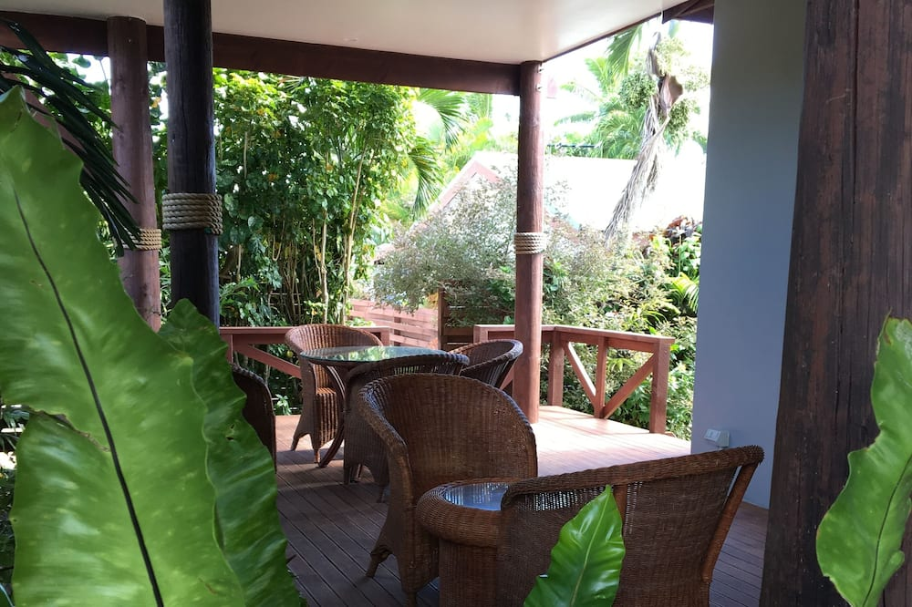 Villa superior, 2 habitaciones, con acceso para silla de ruedas, vista al jardín - Imagen destacada