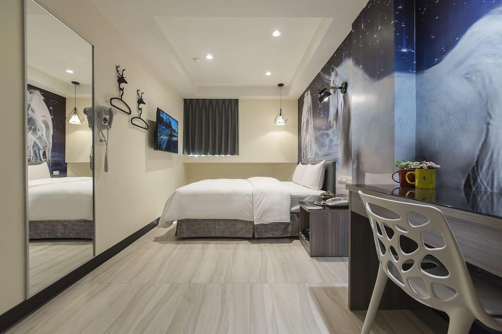 商務雙人房, 1 張加大雙人床 - 客房
