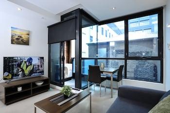 Image de Flinders Street Apartments à Melbourne