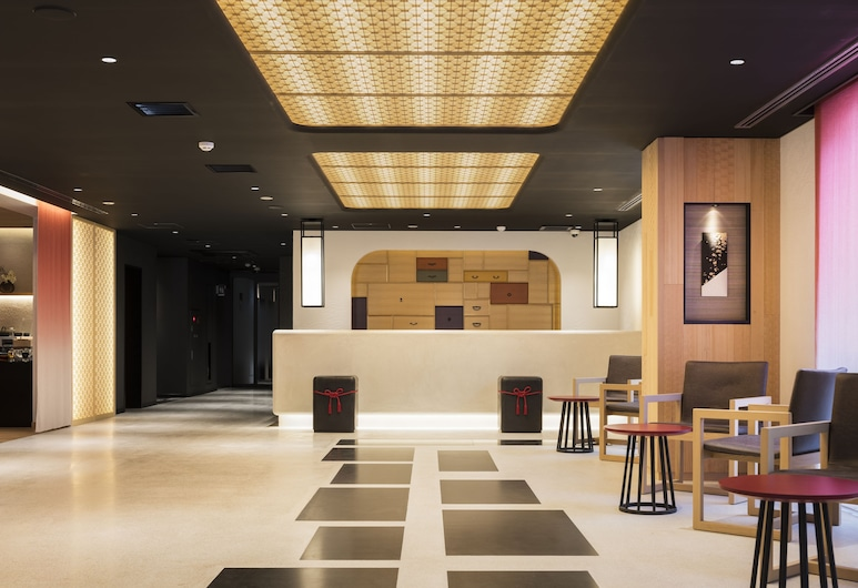 京都烏丸 NEST 飯店, Kyoto