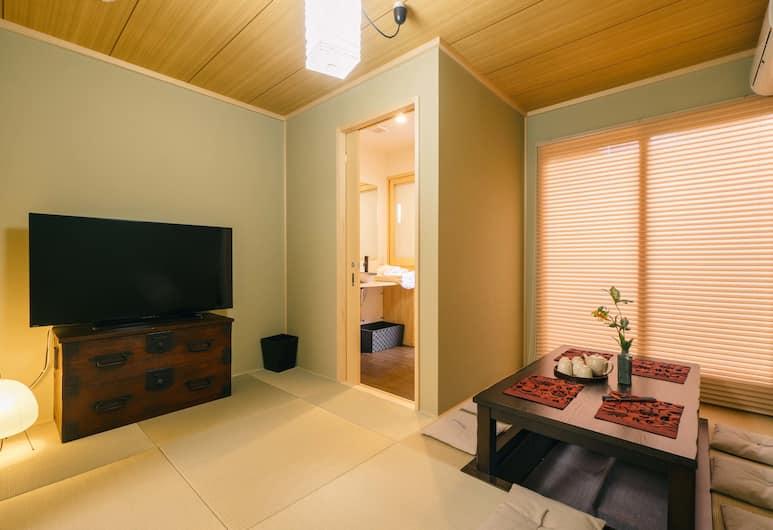 見九條河原町亭酒店, Kyoto, 單棟房屋 (Private Vacation), 客廳