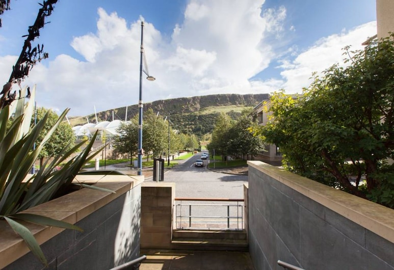 2 Bedroom Flat In Holyrood Area, Edinburgh, View from property