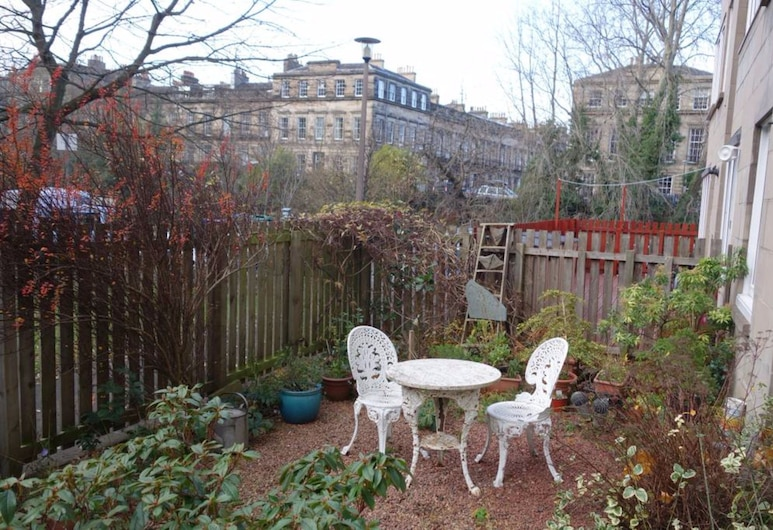 Stockbridge Flat With Garden, Edinburgh, Terrace/Patio