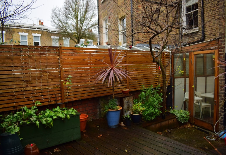 2 Bedroom Flat In Highbury, London, Apartment (2 Bedrooms), Terrasse/Patio