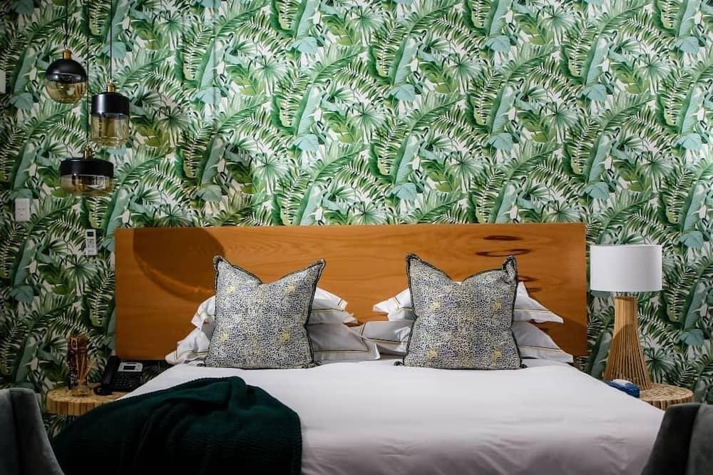Suite Deluxe, 1 très grand lit, salle de bains attenante, vue fleuve - Salle de bain