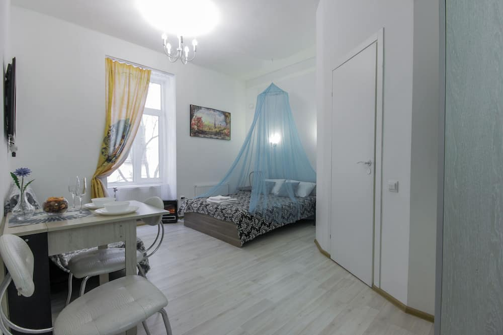 Estudio Confort - Habitación
