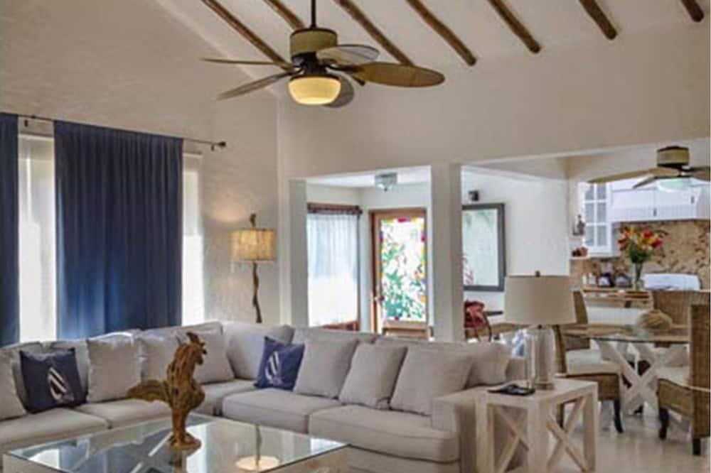 Vila typu Executive, vlastná kúpeľňa, výhľad na oceán - Obývacie priestory