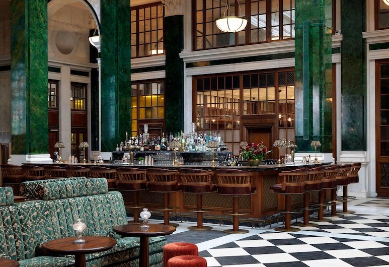 The Ned, London, Hotelli baar