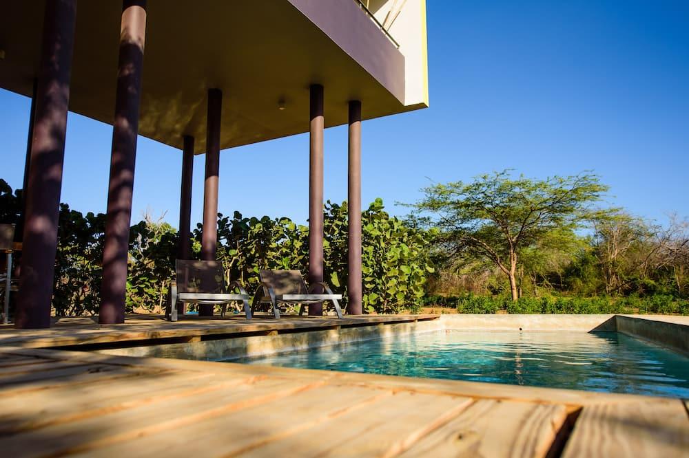 Biệt thự có thiết kế đặc sắc, 4 phòng ngủ, Quang cảnh núi - Hồ bơi riêng