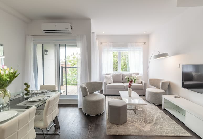 Parc Avenue Residence Mile End , Montreal, Condo, 2 Bedrooms (204), Room