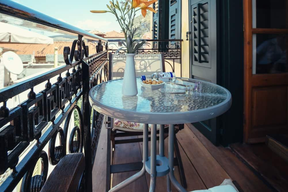 Double Room, Balcony (Bourtzi) - Balcony