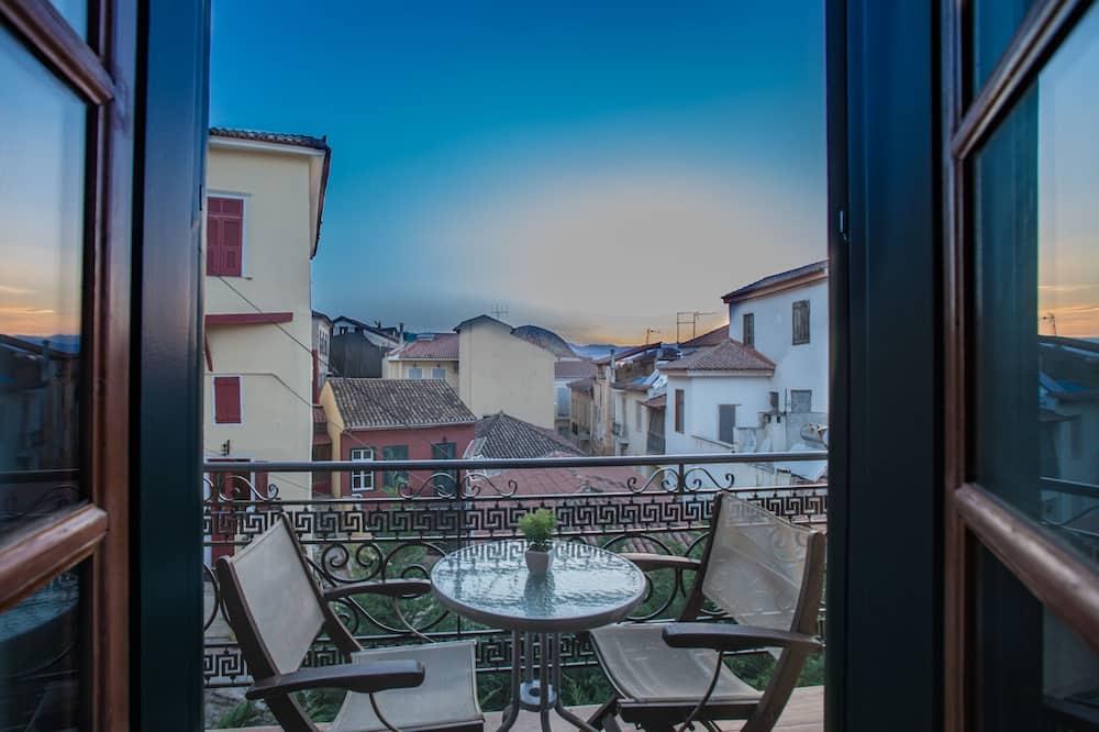 Double Room, Balcony (Syntagma) - Balcony