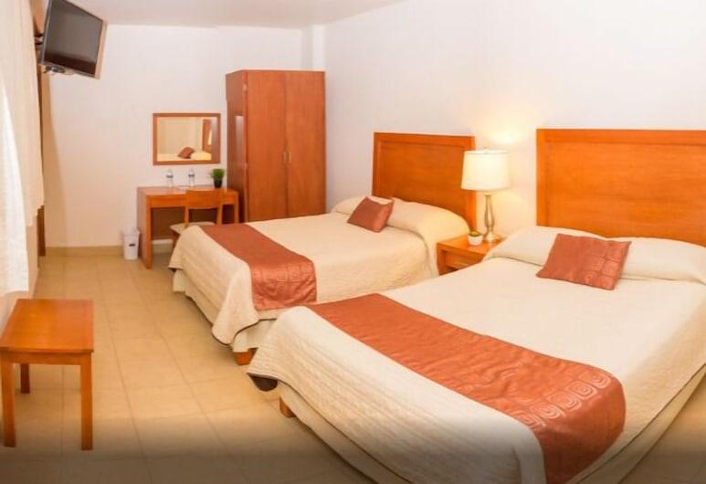 Hotel Marllou, Xalapa, Pokoj
