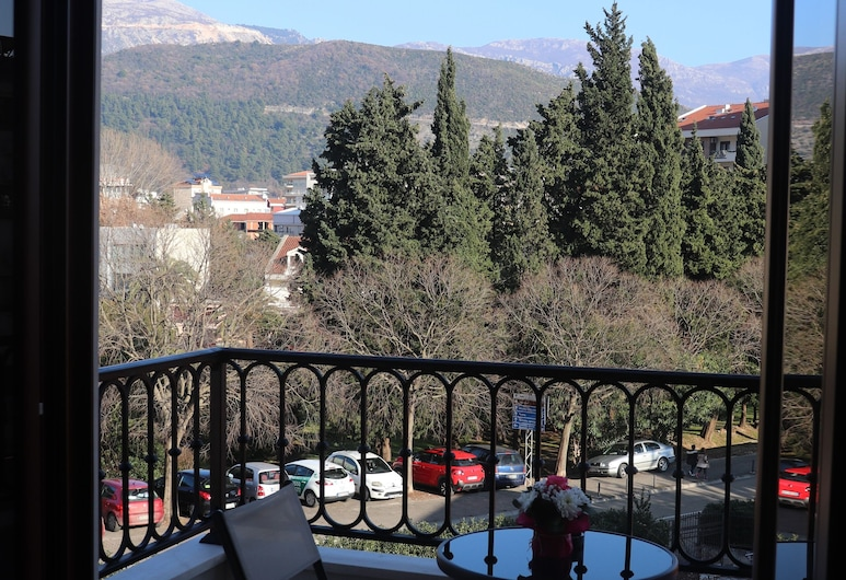 Villa Gracia, Budva, Deluxe Apartment, 1 Bedroom, Balcony, Balcony View