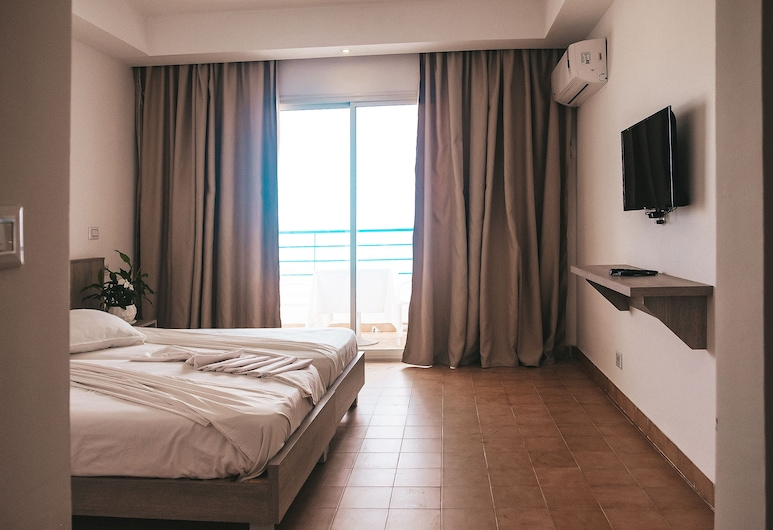 Hotel Nour Justinia , Sousse, Double or Twin Room, Sea View, Guest Room