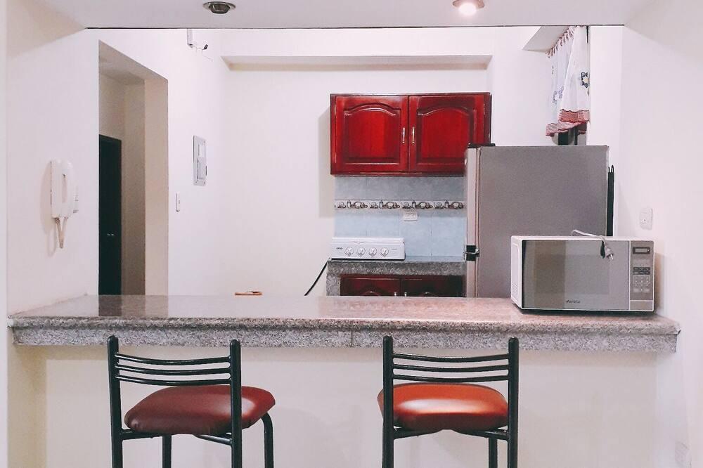 Familie appartement - Woonruimte