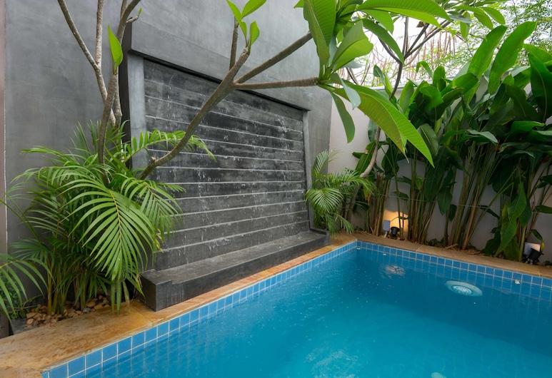 Hai De Lara Hotel - Hostel, Siem Reap, Outdoor Pool