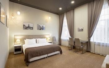 Selline näeb välja Neva Delta Hotel, Peterburi