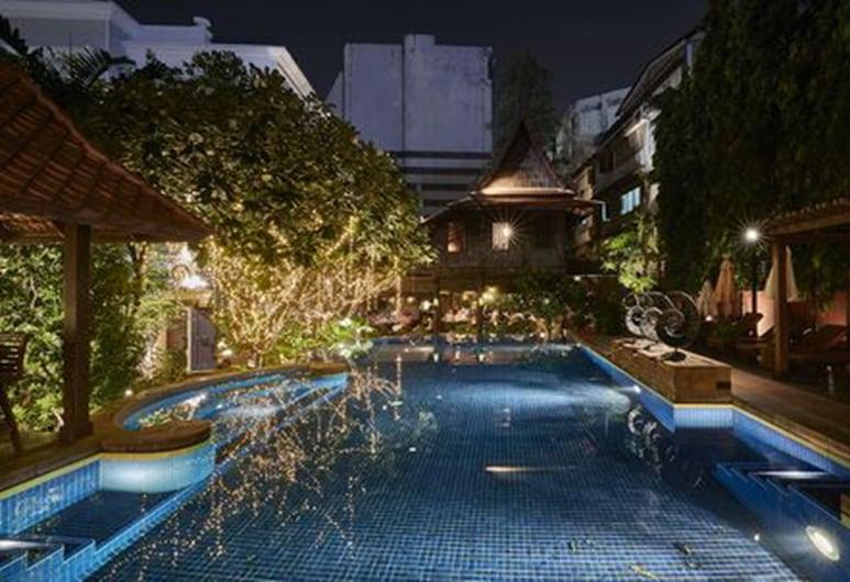 The Rose Residence Bangkok, Bangkok, Zwembad