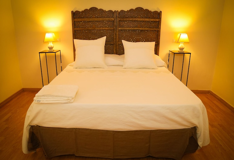 帕德諾的故事民宿, 那不勒斯, 舒適雙人房, 客房